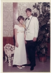 Stan Muse and Cheryl Neal  - Junior Prom 1969