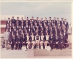 BHS Band 1968-69  In this photo: James Pennington, Richard Gay, Larry Cohen, Victor Benator, Paul Blicksilver, Richard L