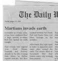 If you thought Martians invading Earth was big, check out this new page