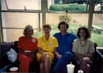 Paige Hilliard Powers, Susan Vining Bell, Rick Rosenthal, Patsy Wheeler Chalfant