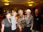 Susan Haley , Susan Camp , Betty Bledsoe , Kathy Owens , Barry Shemaria