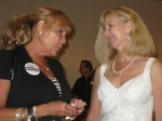 Malinda Mason, Nancy Hughes (Bill Hughe's wife)